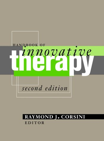 Handbook of Innovative Therapy  2nd 2001 (Revised) edition cover