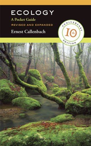 Ecology  10th 2008 (Revised) edition cover