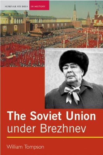 Soviet Union under Brezhnev   2003 edition cover
