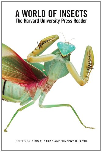 World of Insects The Harvard University Press Reader  2012 9780674046191 Front Cover