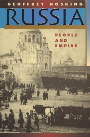 Russia People and Empire, 1552-1917  1997 (Enlarged) 9780674781191 Front Cover