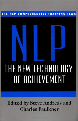 NLP The New Technology of Achievement  2009 edition cover