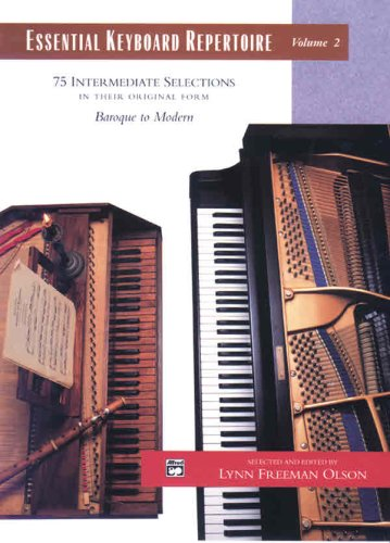 Essential Keyboard Repertoire   1994 edition cover