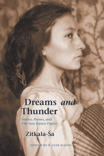 Dreams and Thunder Stories, Poems, and the Sun Dance Opera  2005 edition cover