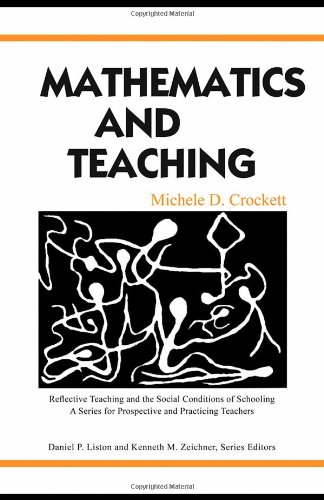 Mathematics and Teaching   2009 edition cover