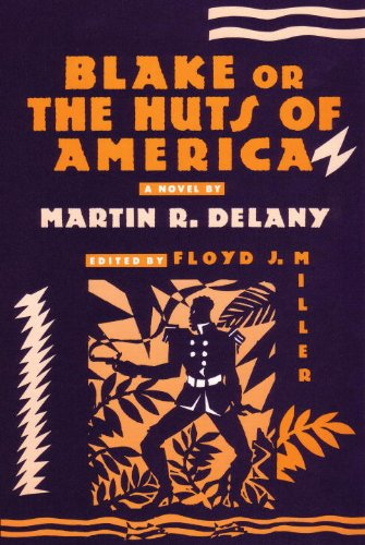 Blake Or, the Huts of America  1971 (Reprint) edition cover