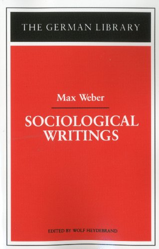 Sociological Writings  N/A edition cover