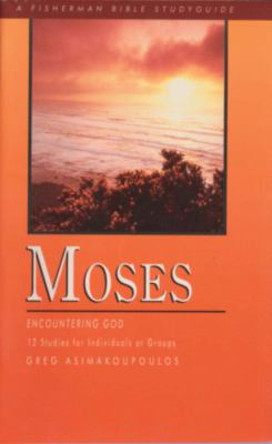 Moses Encountering God N/A 9780877885191 Front Cover