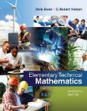 Elementary Technical Mathematics:   2014 edition cover