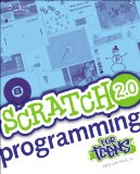Scratch 2. 0 Programming for Teens  2nd 2015 edition cover