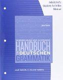 Bundle: Handbuch Zur Deutschen Grammatik, 6th + SAM  6th 2016 9781305596191 Front Cover