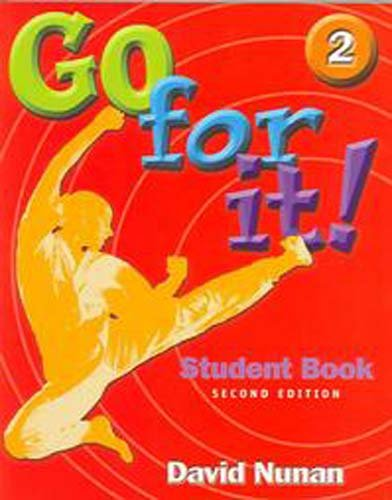 Go for It!  2nd 2005 9781413000191 Front Cover