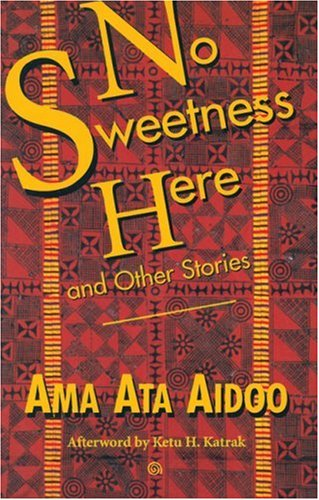 No Sweetness Here and Other Stories  Reprint  edition cover