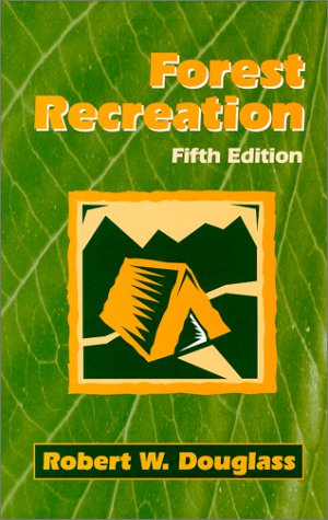 Forest Recreation  5th 2000 edition cover
