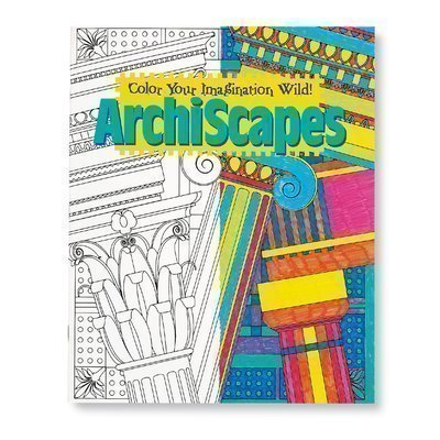Archiscapes:  2000 edition cover