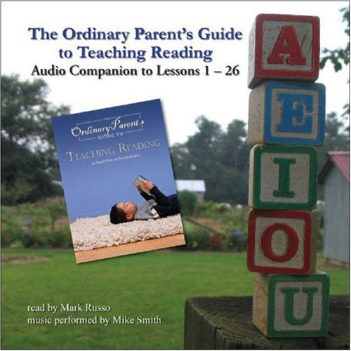 Ordinary Parents Guide Audio Companion Unabridged Compact Disc Audio Companion to Lessons 1 To 26  2007 (Unabridged) 9781933339191 Front Cover