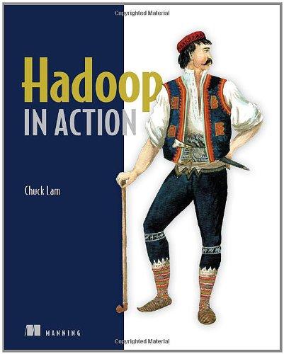 Hadoop in Action   2009 edition cover