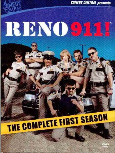 Reno 911!: Season 1 System.Collections.Generic.List`1[System.String] artwork