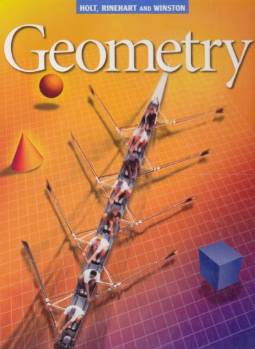 Geometry 1st 9780030522192 Front Cover