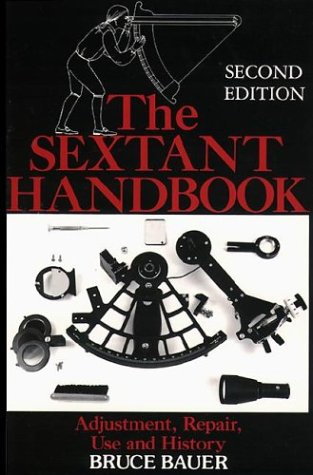 Sextant Handbook  2nd 1995 (Revised) 9780070052192 Front Cover