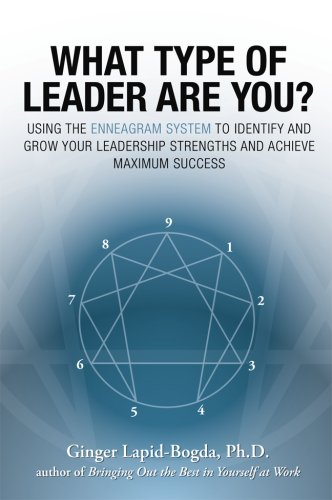 What Type of Leader Are You? Using the Enneagram System to Identify and Grow Your Leadership Strenghts and Achieve Maximum Succes  2007 edition cover