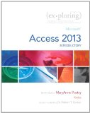 Exploring Microsoft Access 2013, Introductory  2014 edition cover