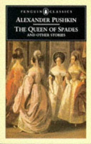 Queen of Spades and Other Stories   2004 edition cover
