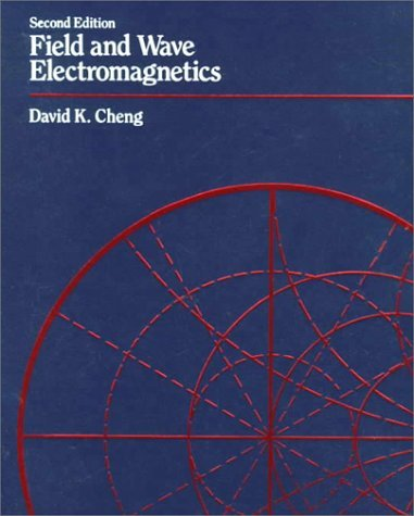 Field and Wave Electromagnetics  2nd 1989 (Revised) edition cover