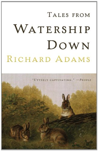 Tales from Watership Down   2012 edition cover