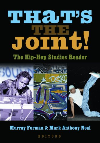 That's the Joint! The Hip-Hop Studies Reader  2005 edition cover