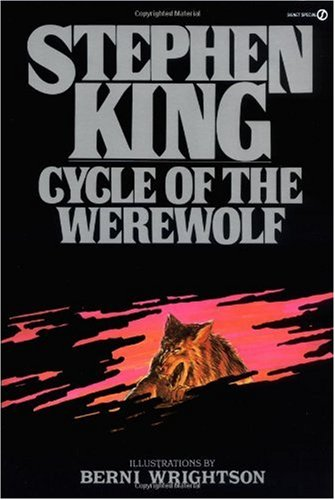 Cycle of the Werewolf  N/A edition cover