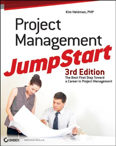 Project Management JumpStart  3rd 2011 edition cover
