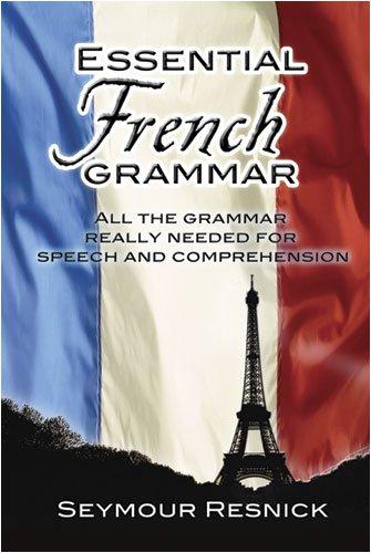 Essential French Grammar  N/A edition cover
