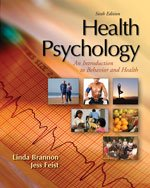 Health Psychology: An Introduction to Behavior and Health 6th 2006 9780495130192 Front Cover