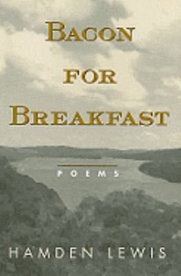 Bacon for Breakfast  N/A 9780533159192 Front Cover