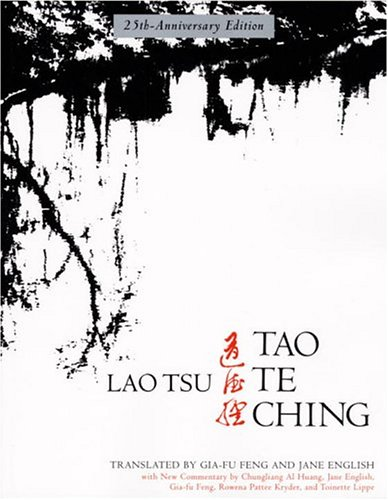 Tao Te Ching  25th (Anniversary) edition cover