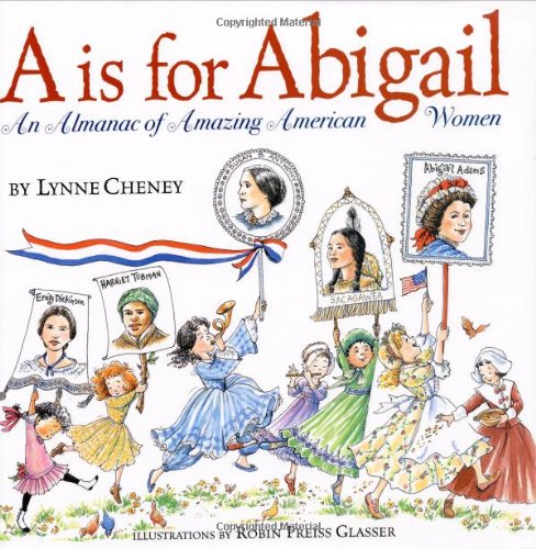 A Is for Abigail An Almanac of Amazing American Women  2003 edition cover