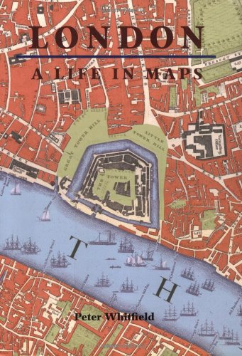 London A Life in Maps  2006 edition cover