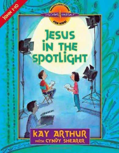 Jesus in the Spotlight John 1-10  1999 edition cover