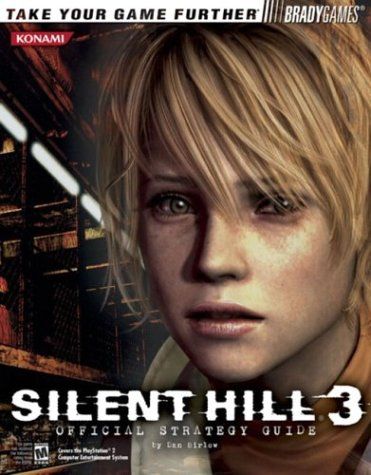 Silent Hill 3   2003 9780744003192 Front Cover