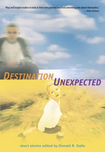 Destination Unexpected  N/A edition cover