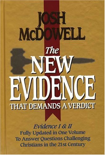 New Evidence That Demands a Verdict   1999 (Revised) edition cover
