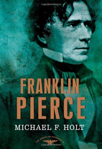 Franklin Pierce   2010 edition cover