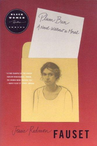 Plum Bun : A Novel Without a Moral  1999 edition cover