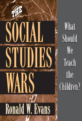 Social Studies Wars What Should We Teach the Children?  2004 edition cover