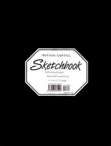 Large Sketchbook (Kivar, Black)  N/A edition cover