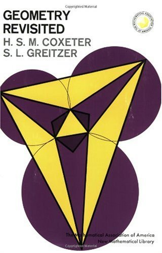 Geometry Revisited   1996 edition cover