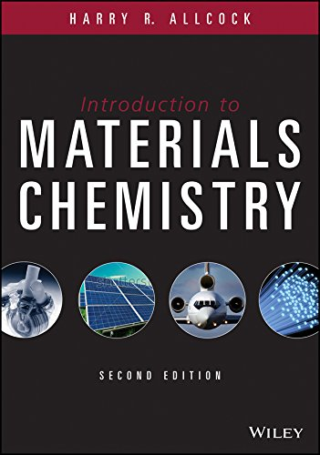 Cover art for Introduction to Materials Chemistry, 2nd Edition