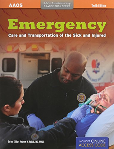 Emergency Care and Transportation of the Sick and Injured Preferred Package  10th 2011 edition cover