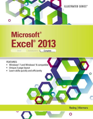 Microsoft� Excel� 2013 - Complete   2014 9781285093192 Front Cover